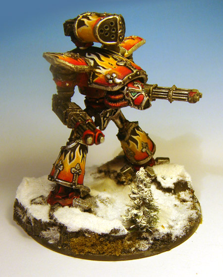 Legio Ignatum on Ice