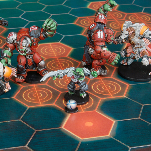 DreadBall Slippery Joe