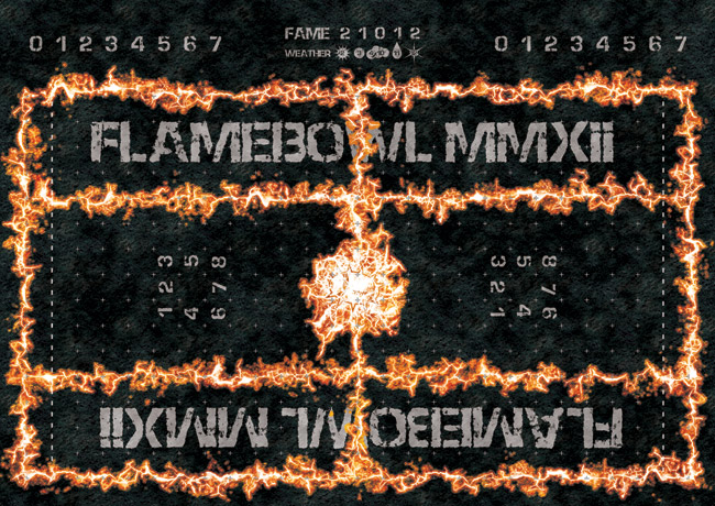 FlameBowl MMXII
