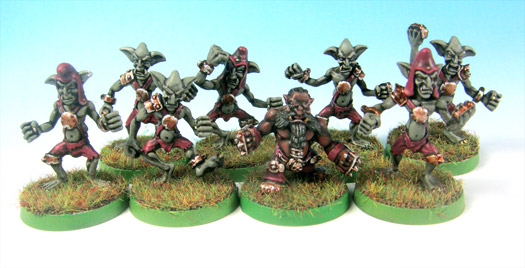 Blood Bowl Hobgoblins