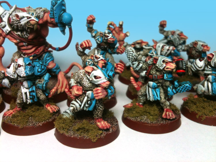 Blood Bowl Skaven
