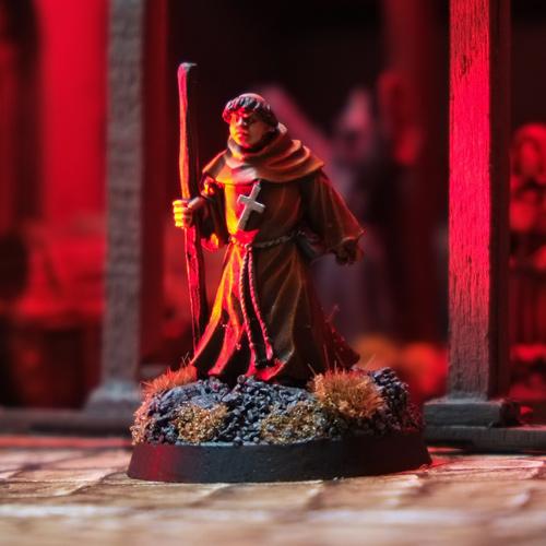 Robin Hood's Friar Tuck