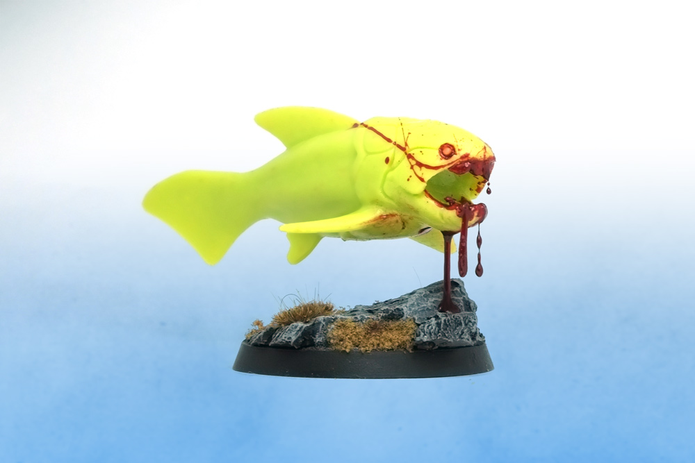 Dungeons and Dragons Soulfish