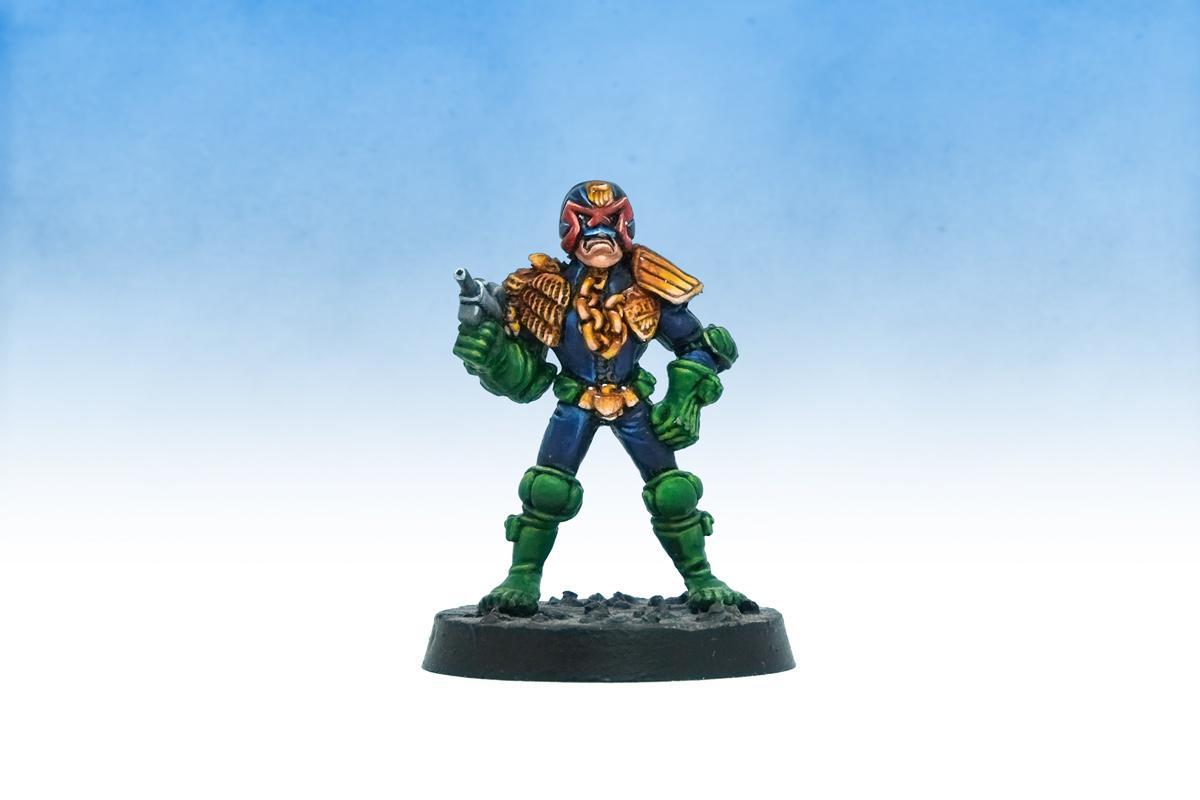 Citadel Judge Dredd