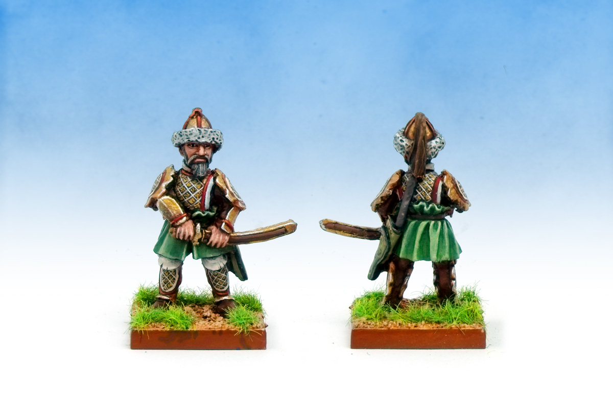 Oldhammer Blandford Warriors ex-Citadel An Lushan Rebellion