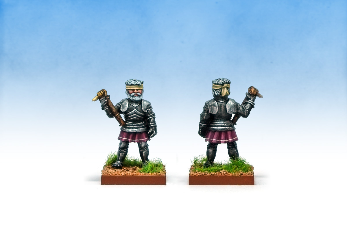 Oldhammer ex-Citadel Blandford Warriors Medieval Warlords Hussite Wars Jan Zizka