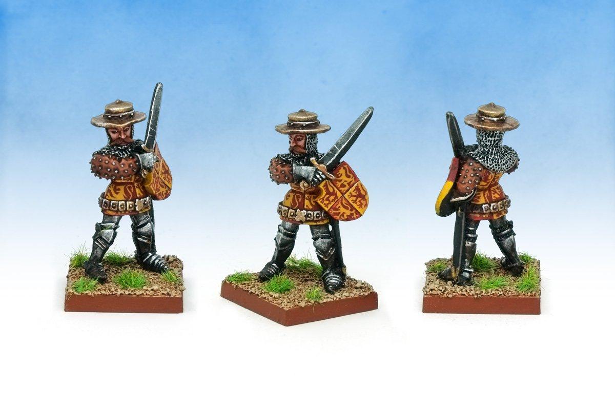 Oldhammer Blandford Warriors ex-Citadel Owen of Wales