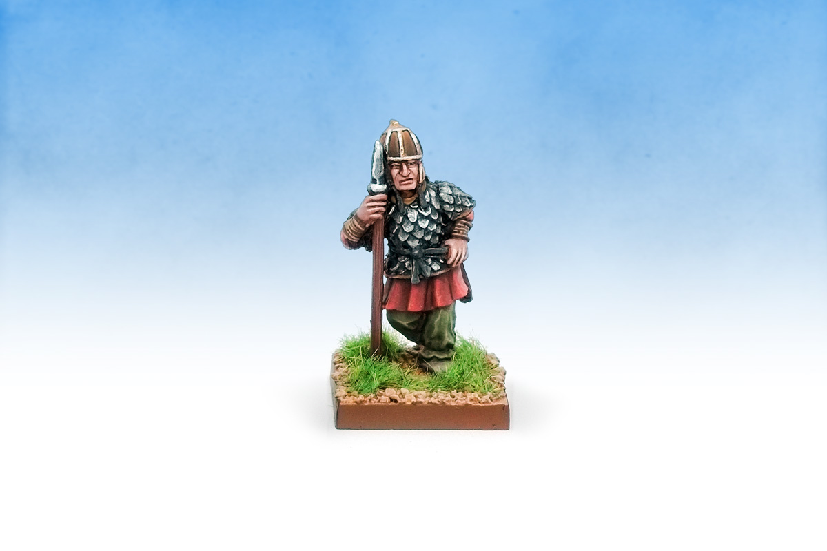 Oldhammer Blandford Warriors ex-Citadel Alan Horseman