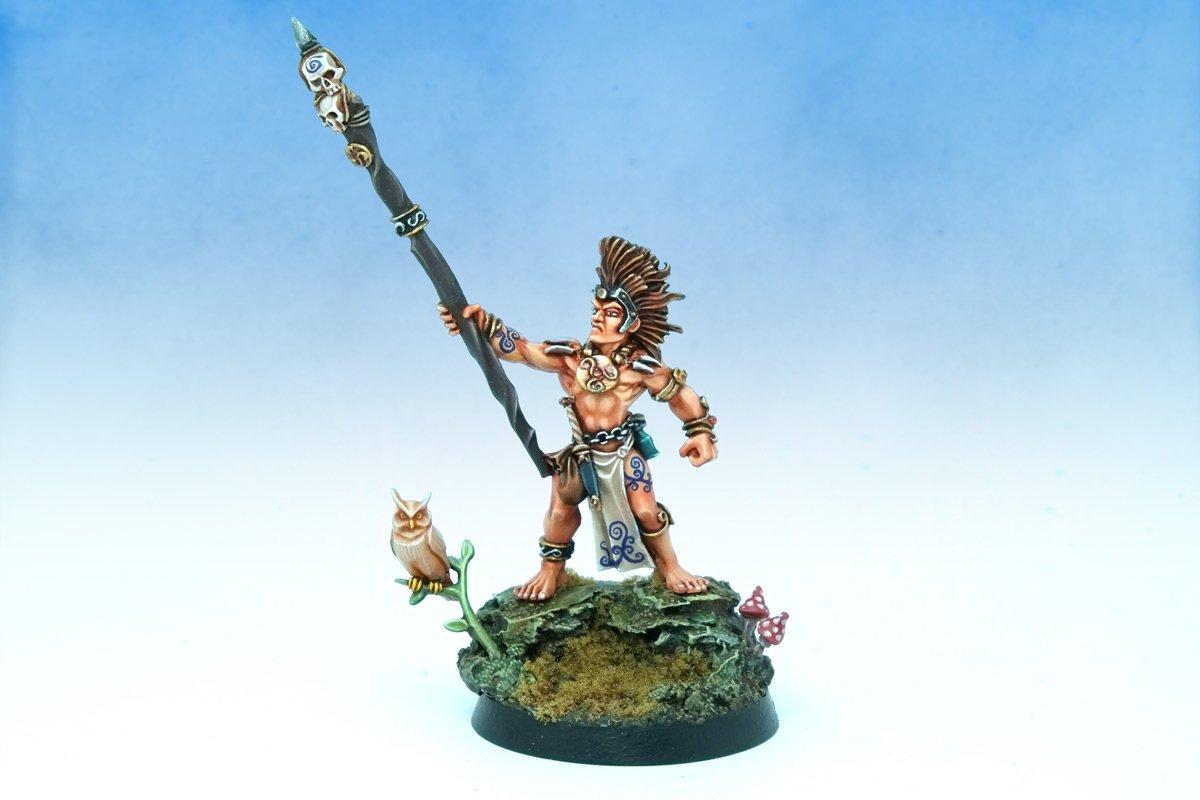 Oldhammer Warhammer Albion Truthsayer