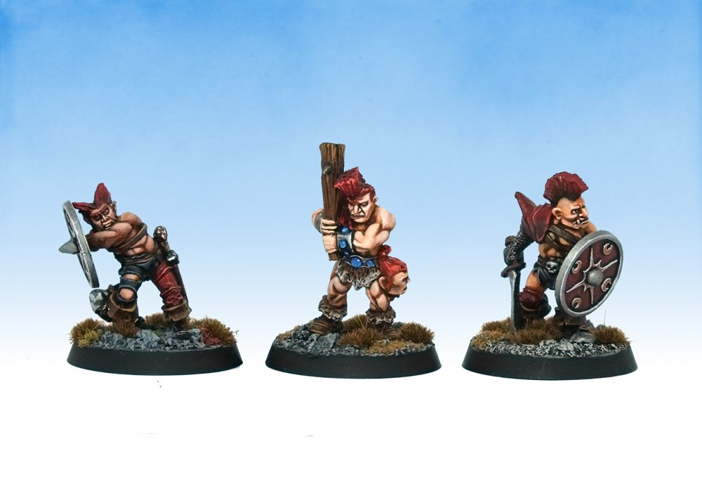Oldhammer Warhammer Chaos Thugs