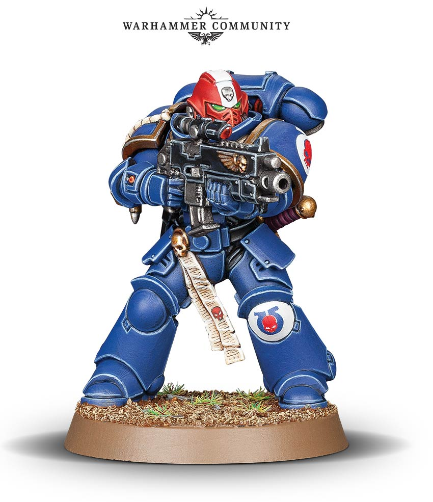 30th anniversary Primaris marine