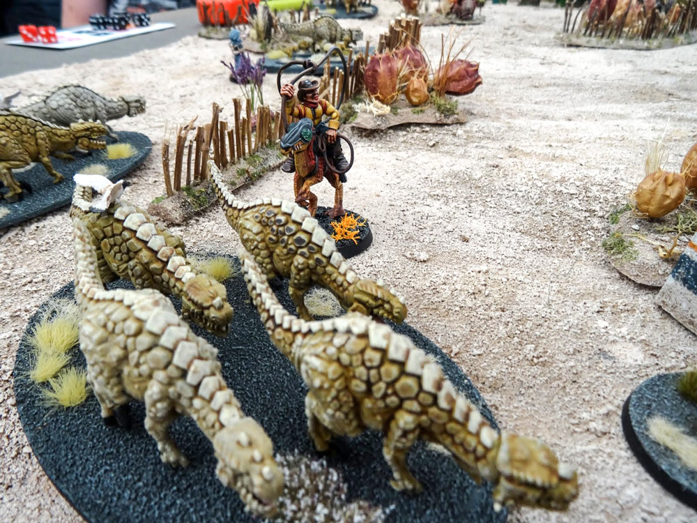 Rogue Trader Lizard Space Cowboy