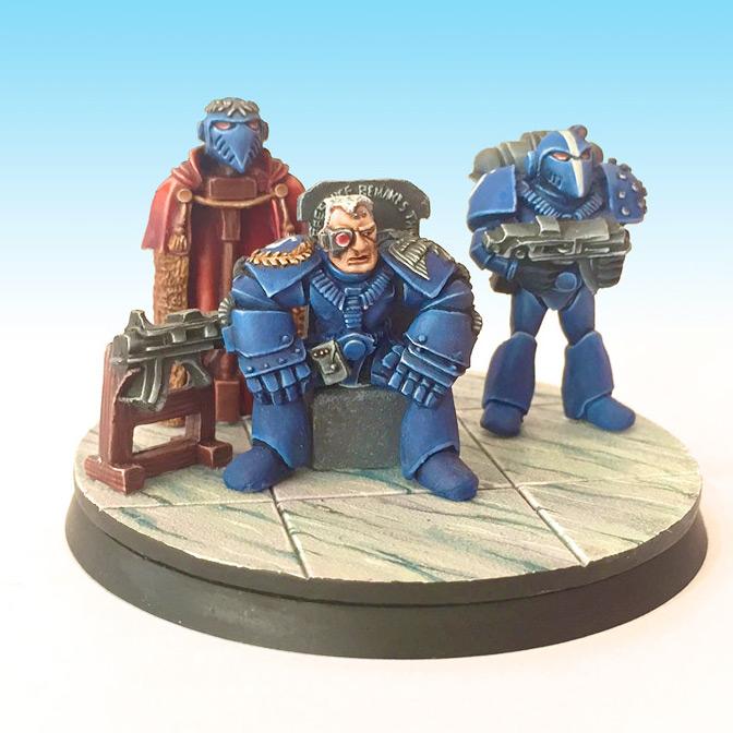 Rogue Trader Marneus Calgar