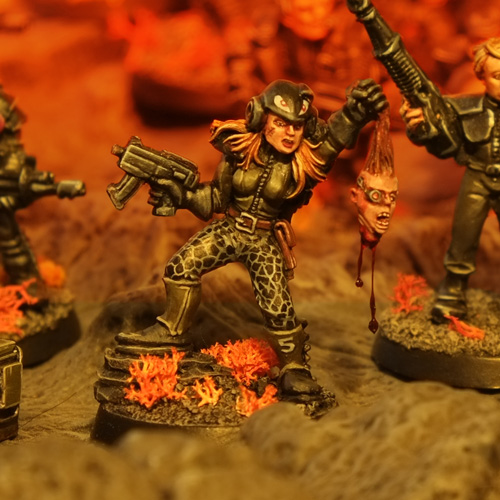 BOYL 2017 Exclusive Miniatures