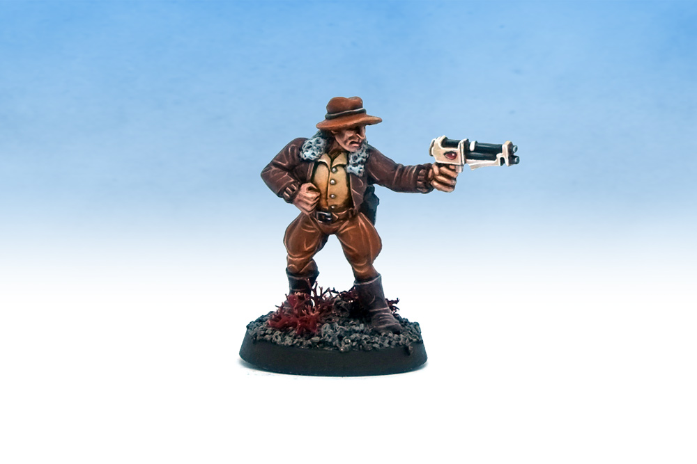 Rogue Trader Indiana Jones