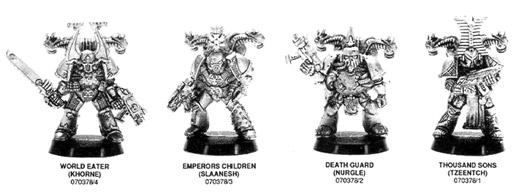 Jes Goodwin's cult marines