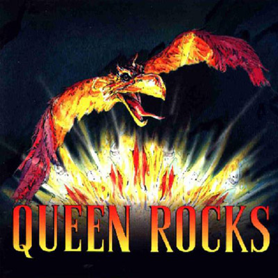 Queen Rocks Cover