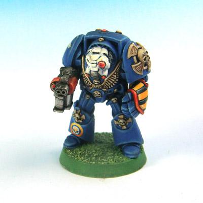 Ultramarines Terminator