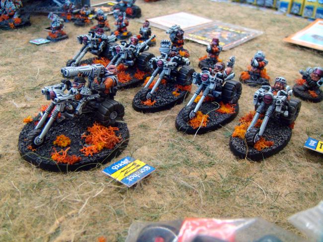 Warhammer 40K 2E Squats