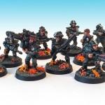 Godbreak 84th: Tactical Squad Howard