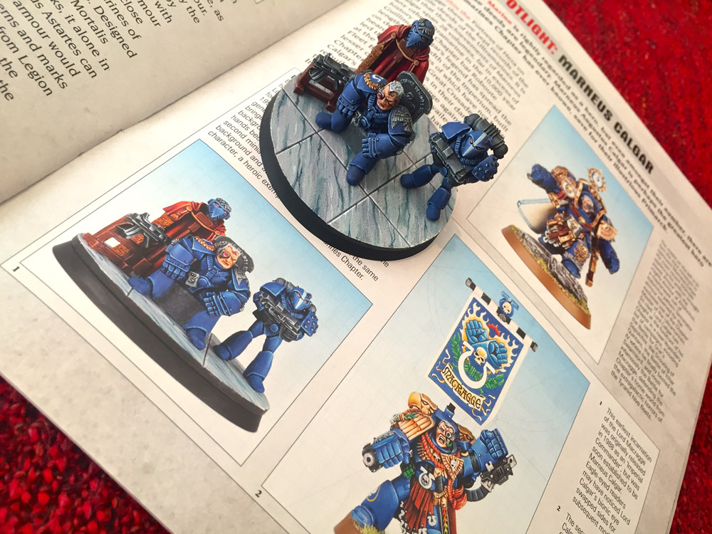 Marneus in White Dwarf