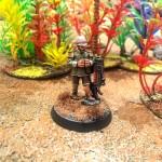 Major Henry Fortisque-Smyth