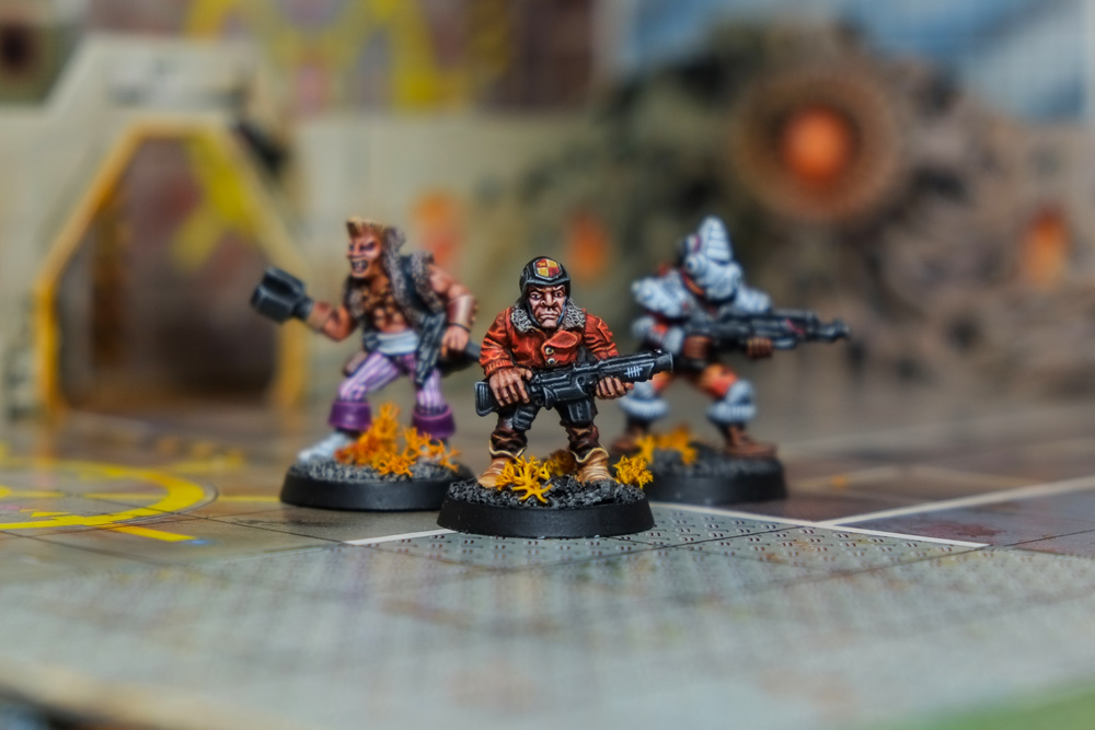 Claw Nebula Pirates
