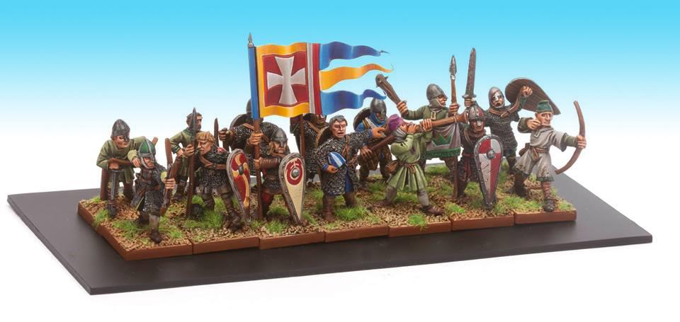 Ex-Citadel Norman Regiment