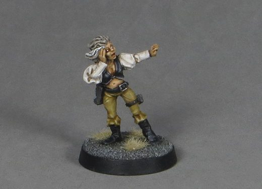 Choose Your Own Adventurers #7: Cinereal Jeannie, Inquisitional Psyker
