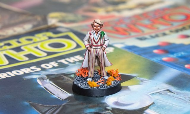Peter Davison Fifth Doctor Who by Harlequin