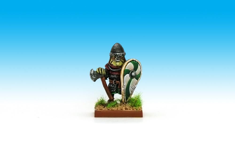 Gnollin the Gnoll – Citadel Pre-slotta Norman Great Goblin
