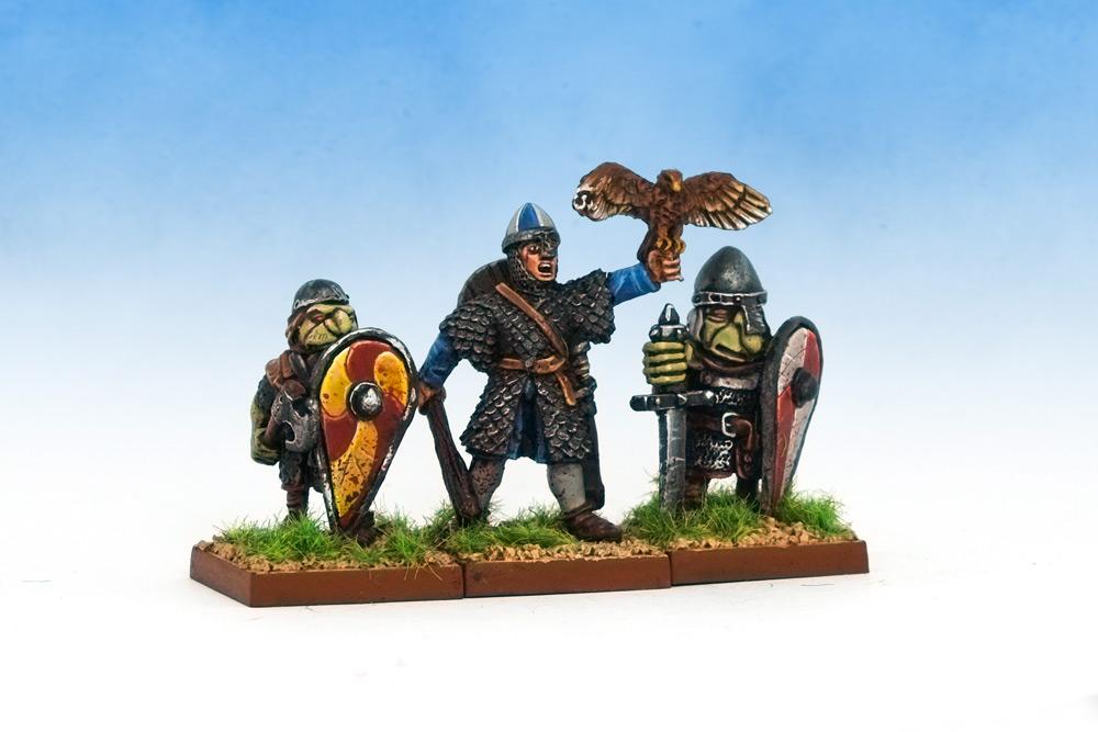Preslotta Citadel Miniatures Gnorman Gnoll Reinforcements