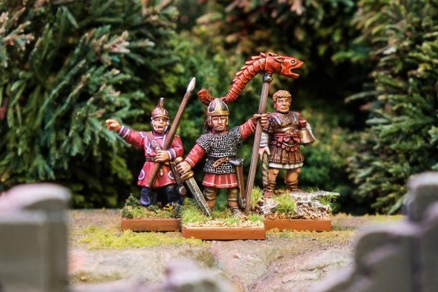Oldhammer Bucellarius of Majorian Late Imperial Roman