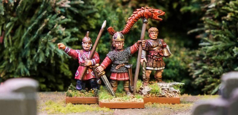 Bucellarius of Majorian: Blandford Warriors Episode 1
