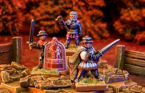 Jan Žižka: Blandford Warriors Episodes 5, 6 & 7