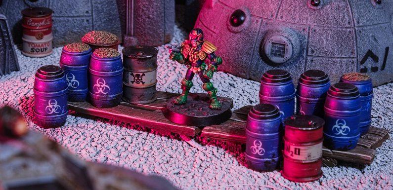 Citadel Miniatures JD1 Judge Dredd