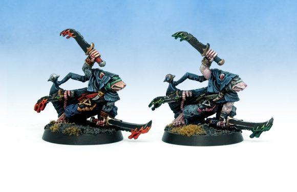Deathmaster Snikch Twins