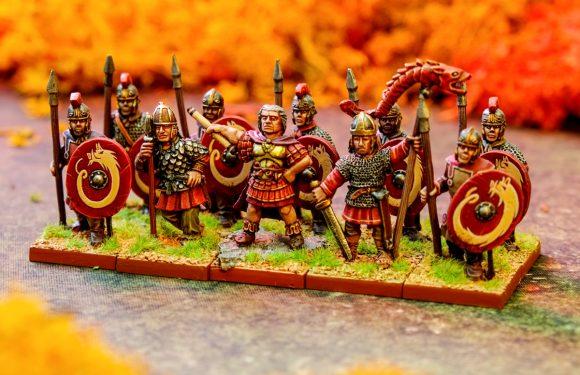Aetius, Owen & Dracula – Blandford Warriors Episodes 10, 11 & 12