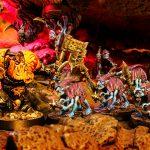 Warhammer Age of Sigmar Warhammer Quest Silver Tower Grot Scuttlings of Tzeentch